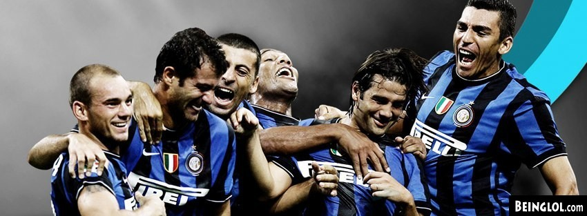Inter Milan Team Facebook Cover