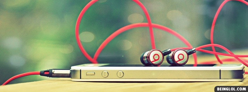Iphone Music Facebook Cover