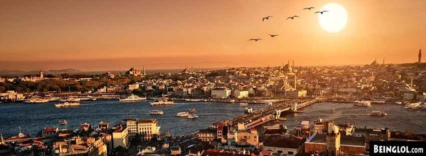 Istanbul Facebook Cover