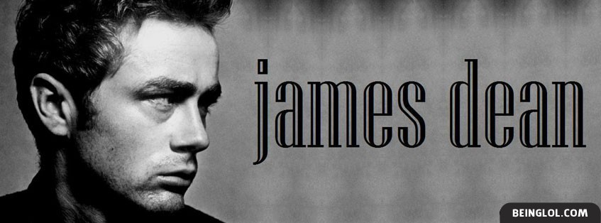 James Dean Facebook Cover