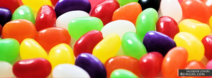 Jelly Beans Facebook Cover