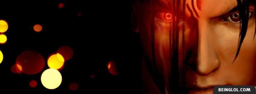 Jin Kazama Of Tekken Facebook Cover