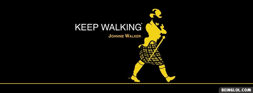 Johnny Walker Facebook Cover