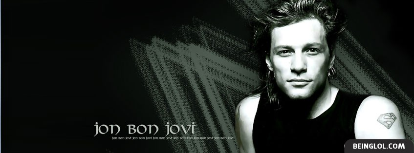 Jon Bon Jovi Facebook Cover