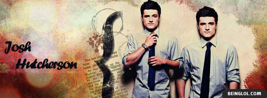 Josh Hutcherson Facebook Cover