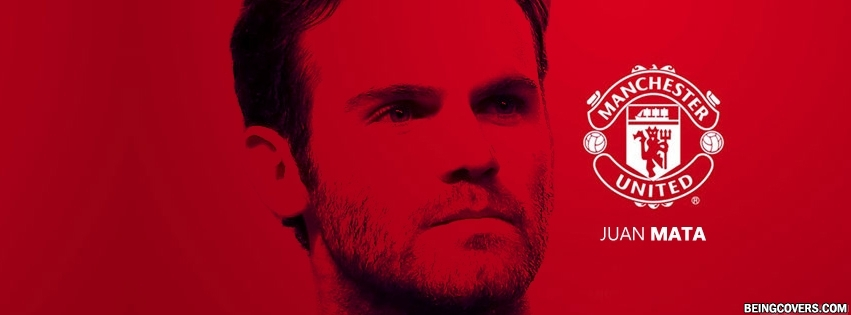 Juan Mata Facebook Cover