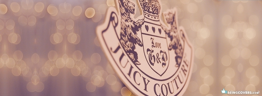 Juicy Couture Facebook Cover