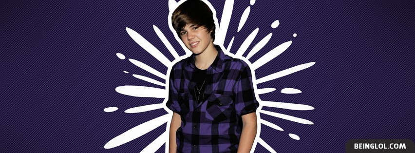 Justin Bieber 2 Facebook Cover