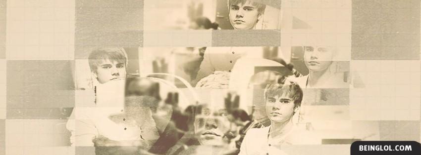 Justin Bieber 4 Facebook Cover