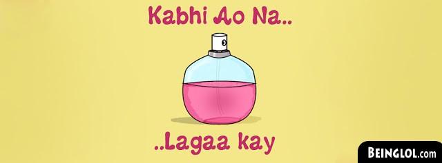 Kabhi Aao Na Khusbhoo laga ke Cover