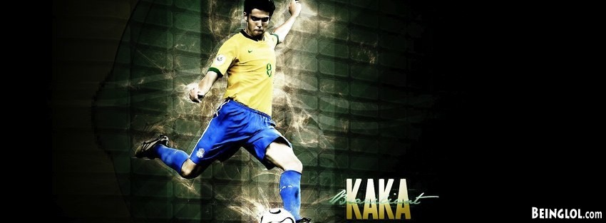 Kaka Brazil Facebook Cover