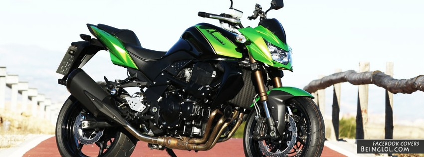 Kawasaki Z750R Facebook Cover