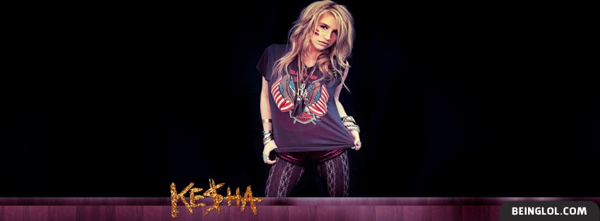 Kesha Facebook Cover