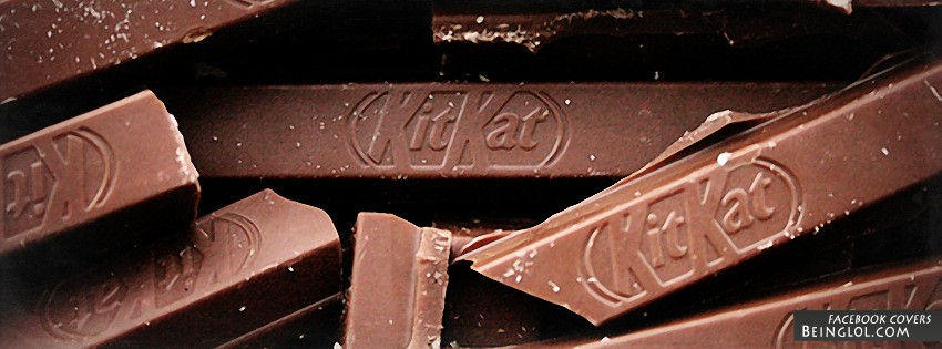 Kit Kat Facebook Cover