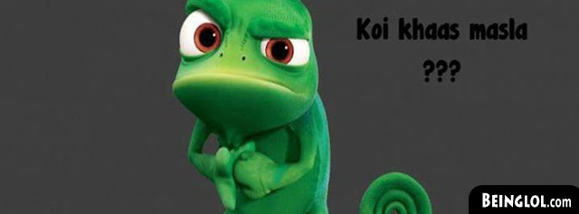 Koi Khaas Masla ? Facebook Cover