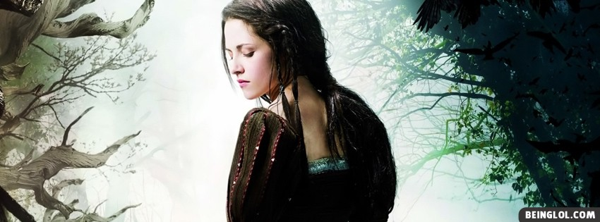 Kristen Stewart Snow White Cover