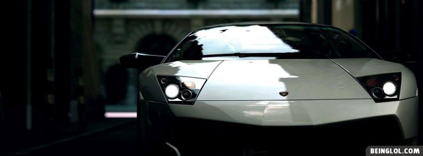 Lamborghini GT Facebook Cover