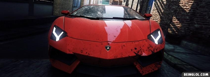 Lamborghini NFS Facebook Cover