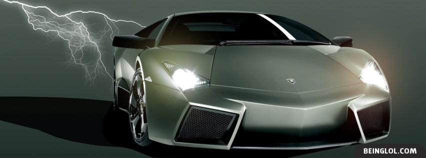 Lamborghini Reventon Facebook Cover