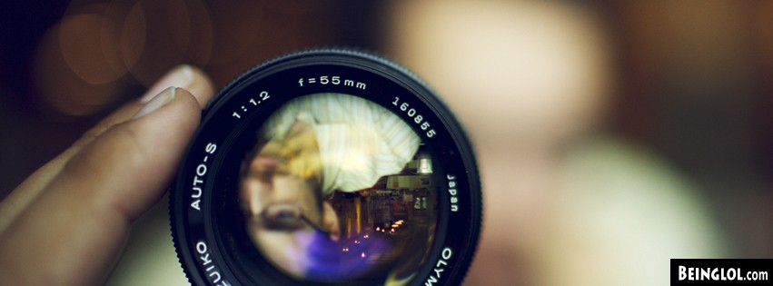 Lens Focus Facebook Cover