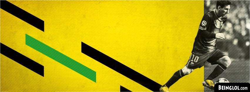 Leo Messi Facebook Cover