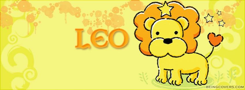 Leo Facebook Cover