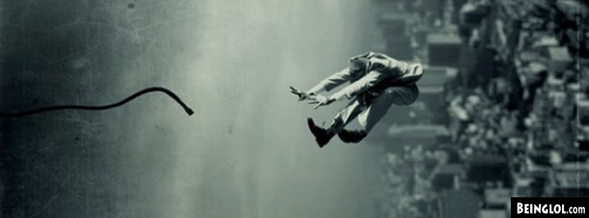 Letting Go Jump Facebook Cover