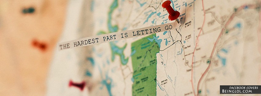 Letting Go Facebook Cover