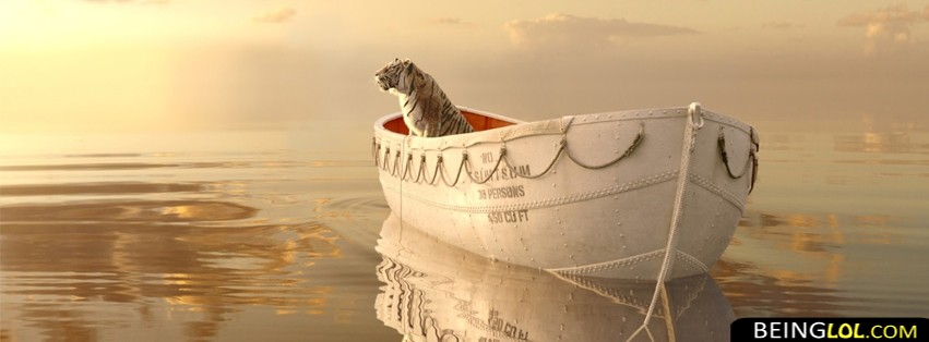 Life Of Pi - Movie FB Cover Facebook Cover