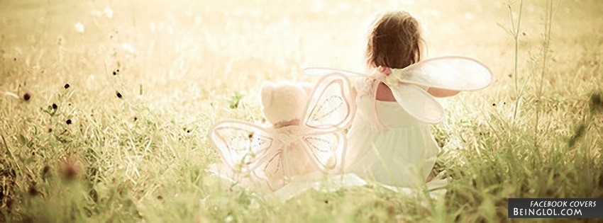 Little Angel Facebook Cover