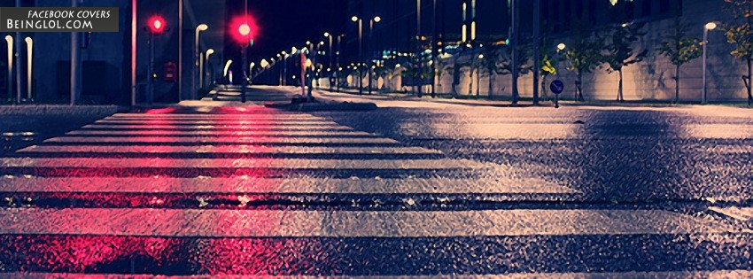 Lonely Road Facebook Cover