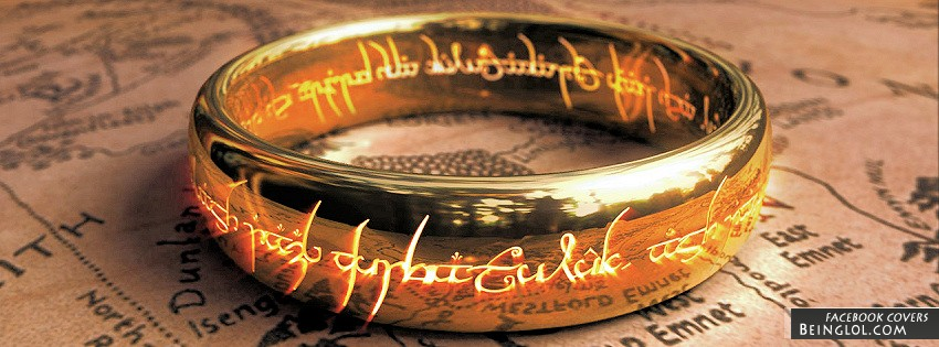 Lord Of The Rings Facebook Cover