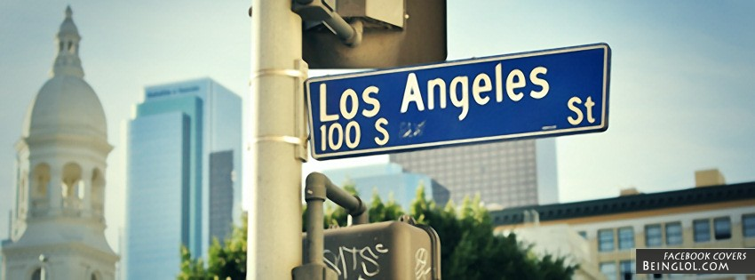 Los Angeles Facebook Cover