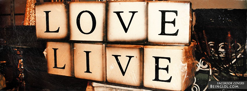 Love And Live Cover