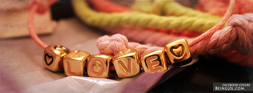 Love Bracelet Facebook Cover