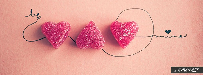 Love Candy Facebook Cover