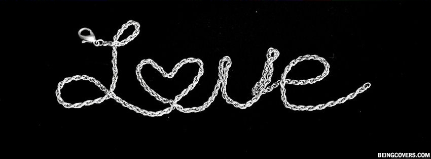 Love Chain Facebook Cover