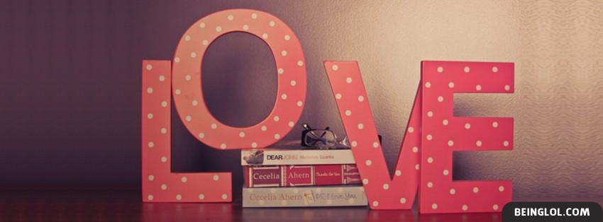Love Facebook Cover