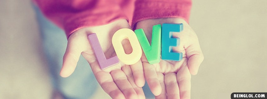 Love Facebook Cover