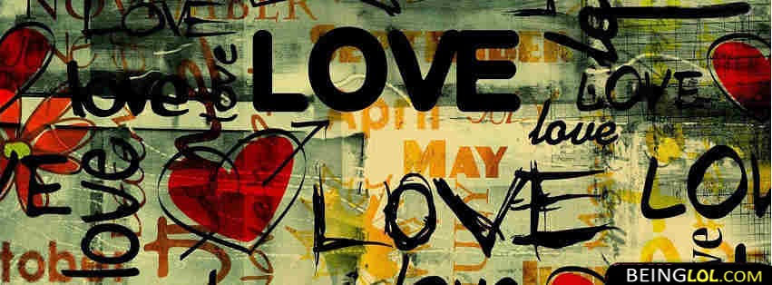 Love Grafti Design Facebook Cover