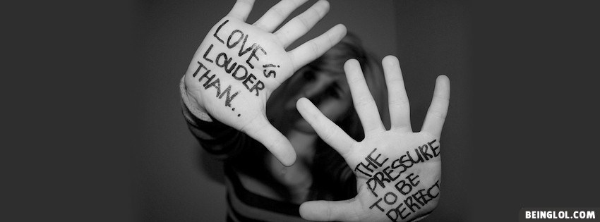 Love Is .. Facebook Cover