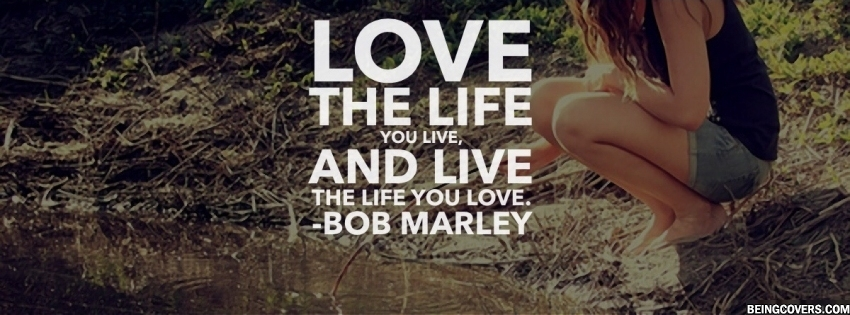 Love the life you live - Bob Marley Cover