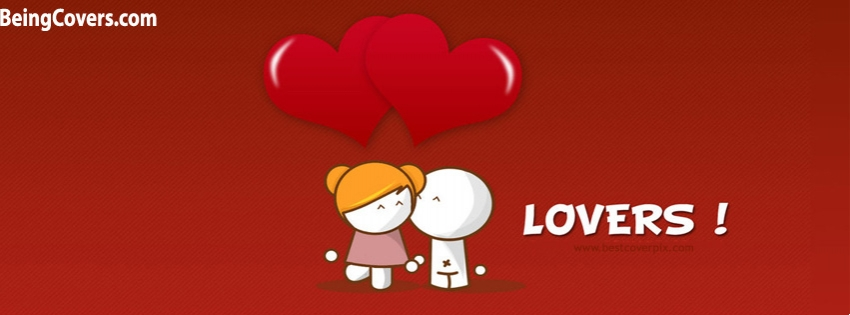Lovers Facebook Cover
