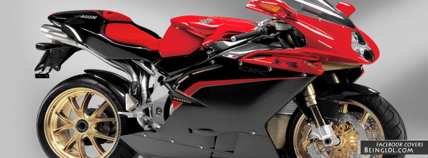 MV Agusta F4 1000 Tamburini Facebook Cover