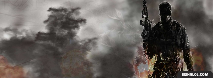 MW3 Facebook Cover