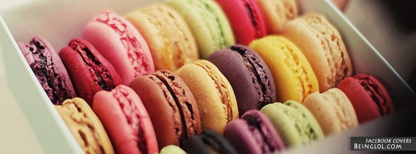 Macaroons Facebook Cover