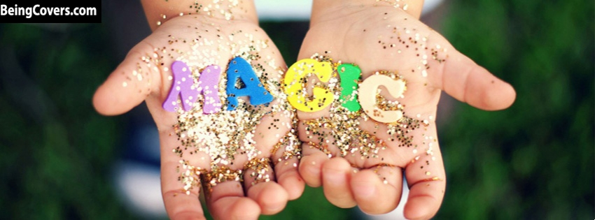Magic In Hands Facebook Cover