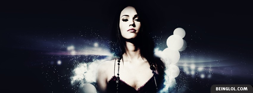 Megan Fox 2 Facebook Cover