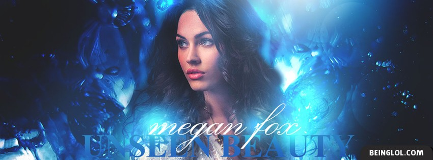 Megan Fox Facebook Cover