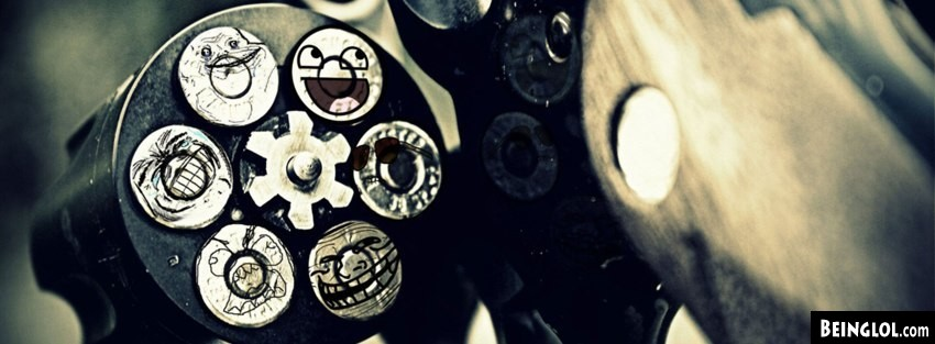 Meme Bullets Facebook Cover
